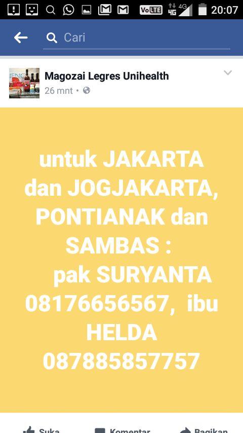Magozai PONTIANAK, SAMBAS, YOGYA Jakarta Timur, JAWA- SURYANTA 08176656567