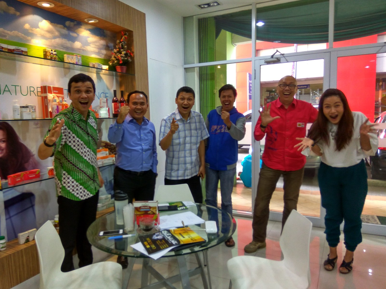 Magozai Jakarta selatan  087887428148 NOVI Cinere Pondok Indah Magozai toko agen distributor jual obat herbal Unihealth Soho Farmasi