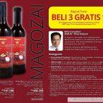 magozai bangka belitung Unihealth 081319525789 pak Dedy Magozai Jambi toko agen distributor jual obat herbal Soho Farmasi