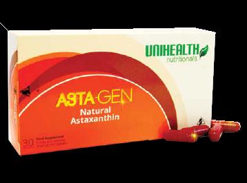 ASTA-GEN : Organ Tubuh Sehat dan Awet Muda