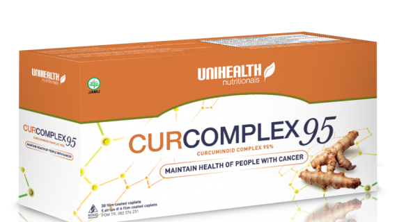 Curcomplex 95 : Meningkatkan KUALITAS HIDUP Penderita KANKER