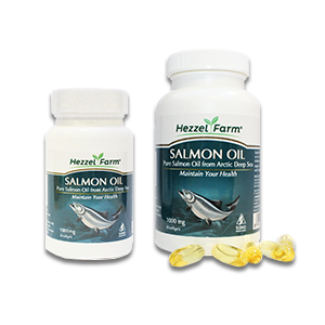 Mengapa Salmon Oil UNIHEALTH?