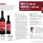 Agen Obat Herbal KANKER dan STROKE MAGOZAI di Banjarmasin 0811 5115 577